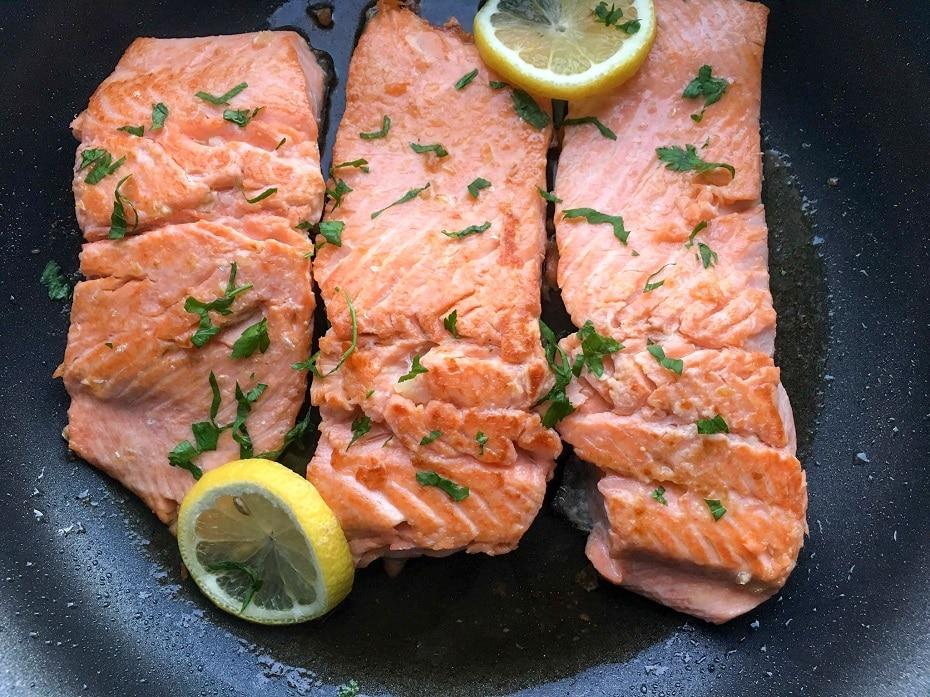 Lemon-Garlic-Salmon
