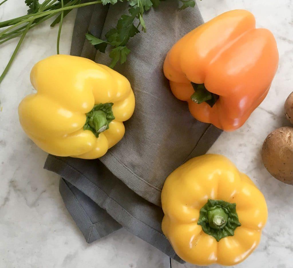 Turkey-Quinoa-Stuffed-Bell-Peppers-8