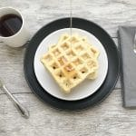 Chai Spice Waffles
