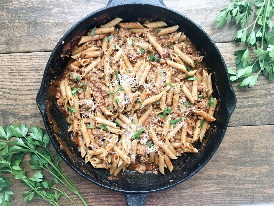 easy-healthy-turkey-bolognese-5