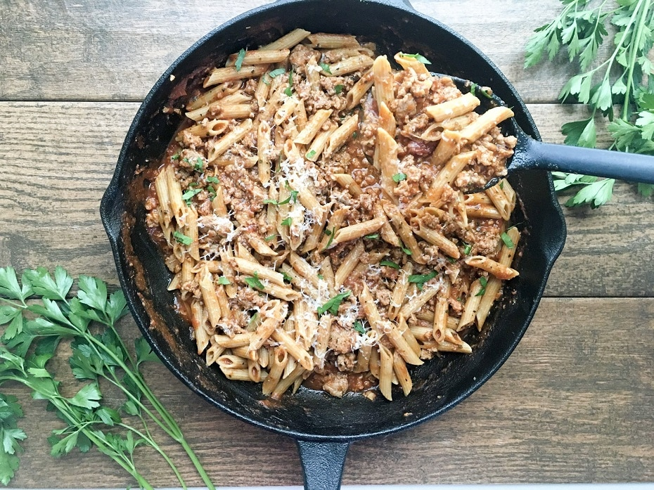 easy-healthy-turkey-bolognese-7