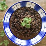 Healthy Slow Cooker Turkey Chili