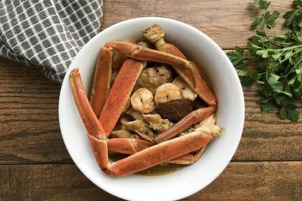 seafood chicken gumbo recipe