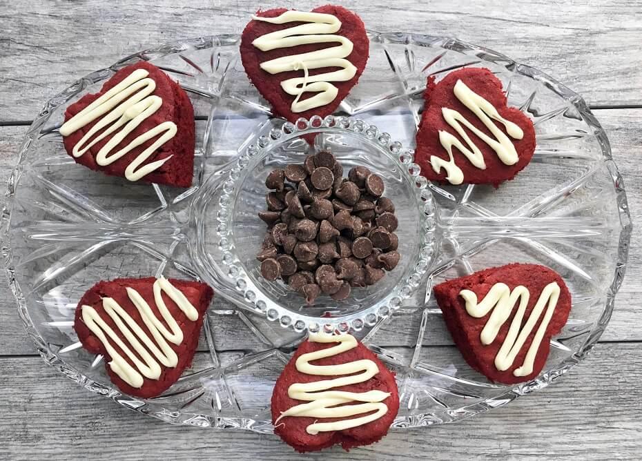Red Velvet Cake Idea