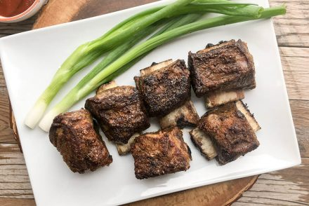 Baked Beef Short Ribs