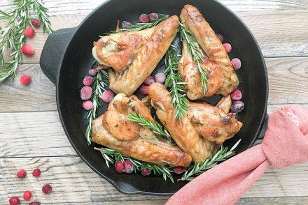 butter roasted turkey recipe