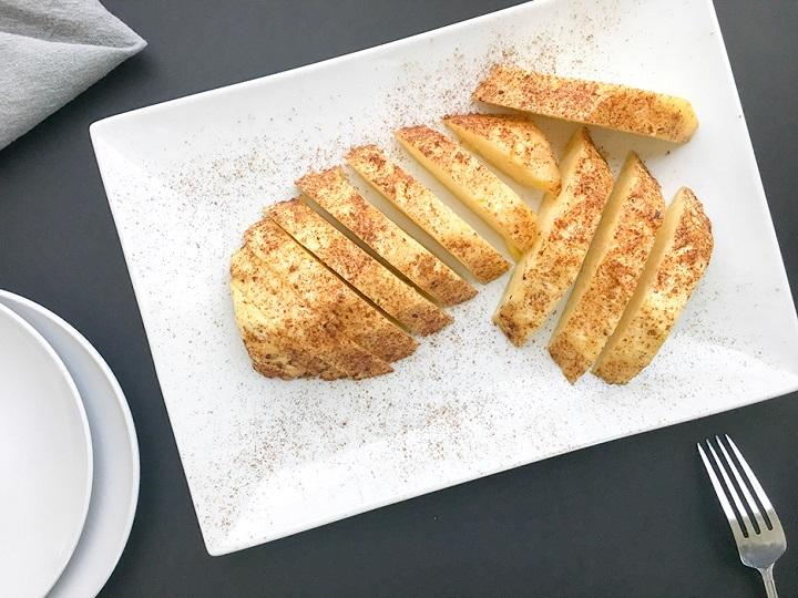Brazilian Pineapple Dessert