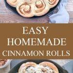 easy-homemade-cinnamon-rolls-pinterest