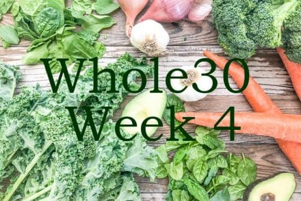 whole30 week 4 success story